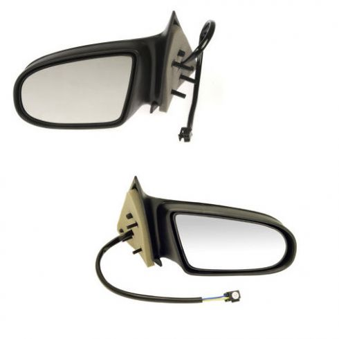 95-99 CHEVROLET Monte Carlo Power Mirror Black Pair