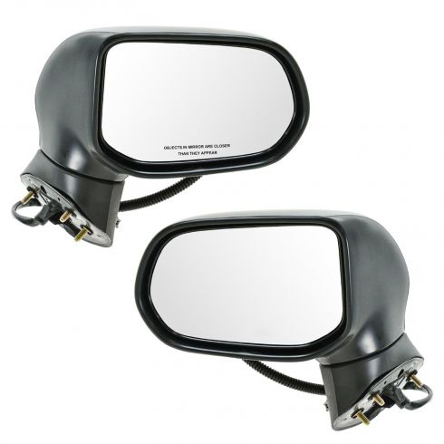 06-07 Honda Civic Power Mirror 4 door Sedan Pair (non heated)