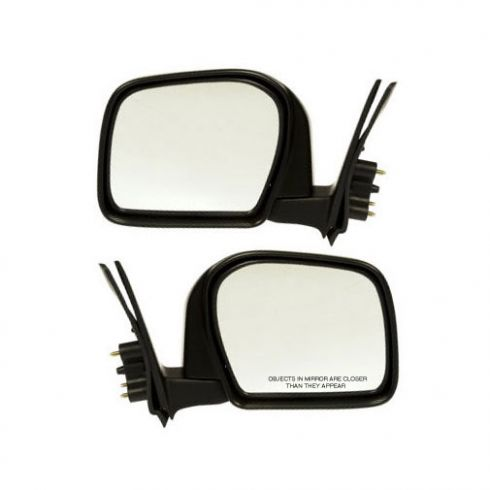 00 TOYOTA Tacoma Manual Mirror w/Off Road Package PAIR