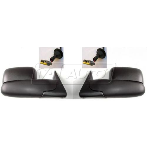 1994-97 Dodge Ram PU Power Towing Mirror UPGRADE PAIR