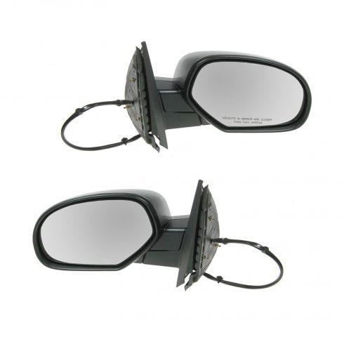 07-11 GM Full Size SUV Pwr Htd Platinum Cap Mirror PAIR