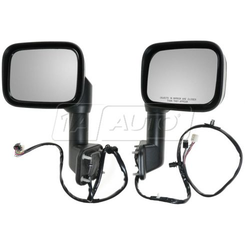 03-09 Hummer H2 Power Heated Auto Dimming w/Chrome Trim PAIR