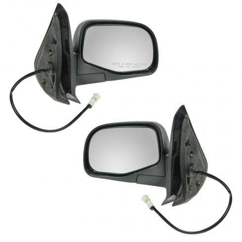 01-05 Ford Explorer Sport Trac Power Mirror RH PAIR
