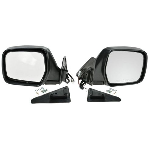 (2/90)-97; Land Cruiser; 98 Land Cruiser 4.5L; 96-98 LX450 Power Mirror RH PAIR