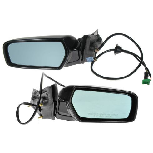 03-07 Cadillac CTS Mirror Power Heated Manual Folding PTM PAIR