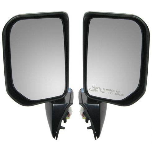 07-10 Toyota FJ Cruiser Mirror Power Folding Turn Signal PTM PAIR