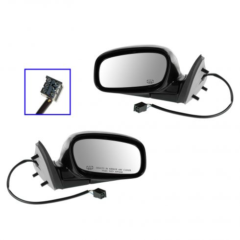 98-02 Towncar Power Mirror Heated PAIR