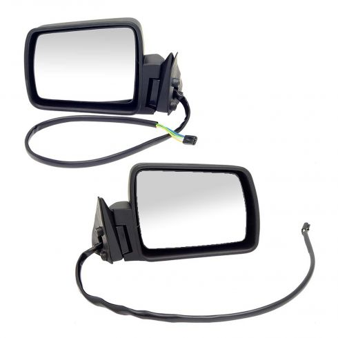 84-96 Cherokee Power Mirror Blk PAIR