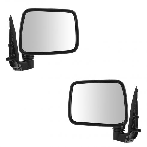 94-97 Honda Passport Manual Mirror PAIR
