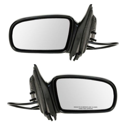 97-05 CHEVY Malibu; 97-99 Olds Cutlass Power Mirror PAIR