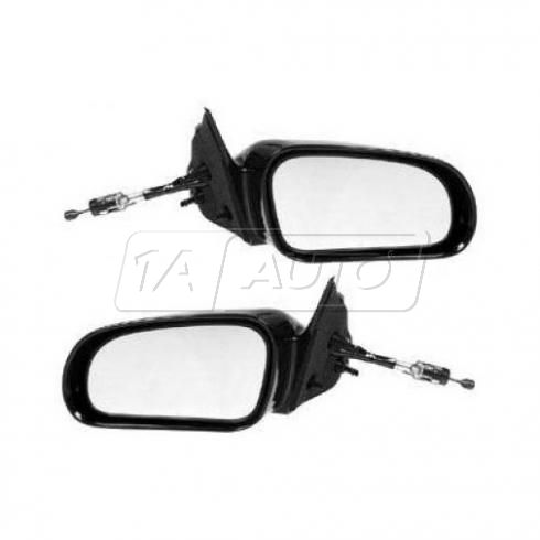 1995-99 Eclipse Talon Manual Remote Mirror PAIR