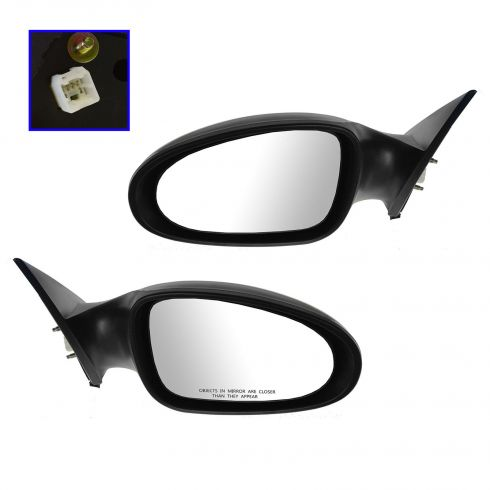 05-06 Nissan Altima Power PTM Mirror PAIR