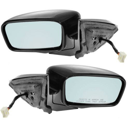 04-06 Acura TL Heated Power w/Memory & Blue Lens PTM Mirror PAIR