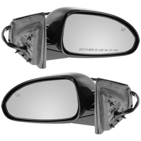 08-11 Buick Enclave Heated Power Folding w/Turn Signal & Memory PTM Mirror PAIR