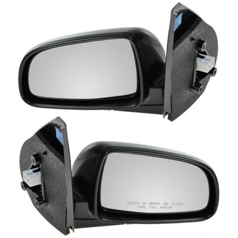 07-11 Chevy Aveo Sedan Heated Power PTM Mirror PAIR