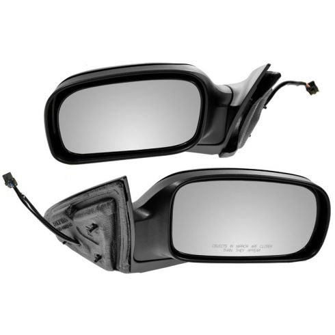 06-08 Chrysler Pacifica Textured Heated Power Textured Mirror PAIR