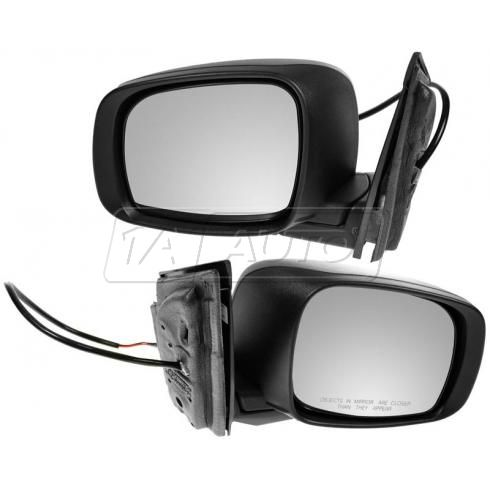 08-10 Grand Caravan Town And Country Code GTL Textured Heated Power Mirror PAIR