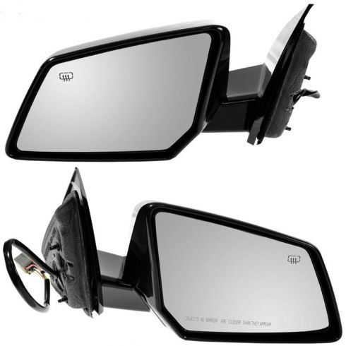 07-10 Acadia Outlook PTM W/ Turn Signal Heated Power Mirror PAIR