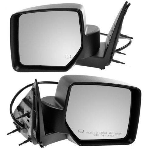08 Jeep Liberty Heated Power Mirror PAIR
