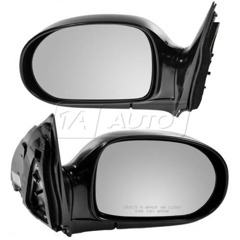 02-05 Kia Sedona Ex Model PTM Heated Power Mirror PAIR