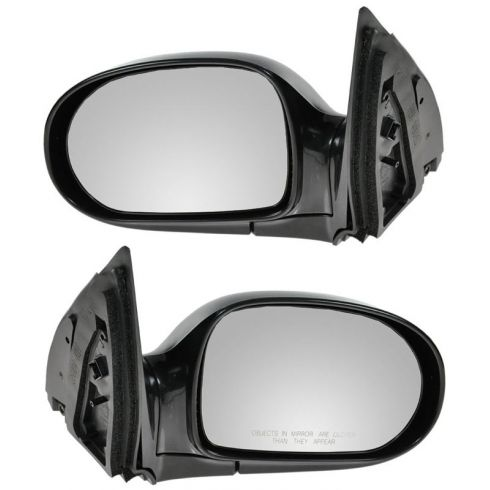 02-05 Kia Sedona Lx Model PTM Power Mirror PAIR