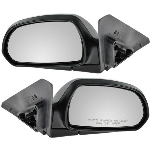 02-04 Kia Spectra PTM Power Mirror PAIR