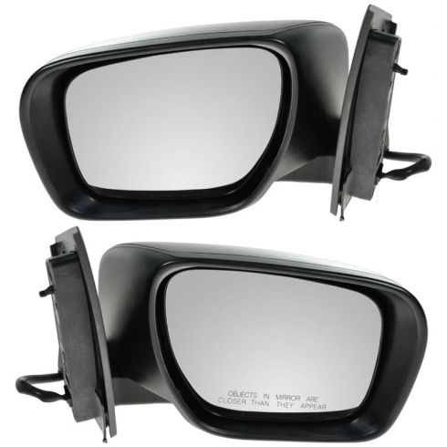 07-10 Mazda Cx-7 PTM Power Mirror PAIR
