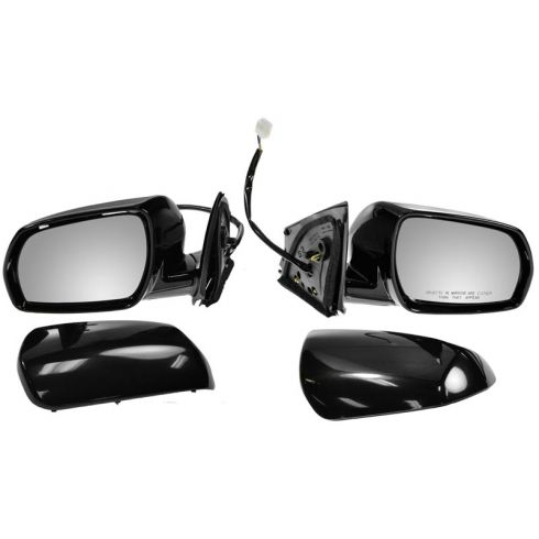 03-04 Nissan Murano PTM Heated Power Mirror PAIR
