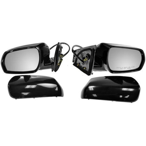 03-04 Nissan Murano W/ Memory PTM Heated Power Mirror PAIR