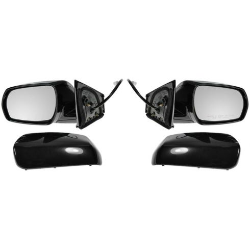 05-07 Nissan Murano W/ Memory PTM Heated Power Mirror PAIR