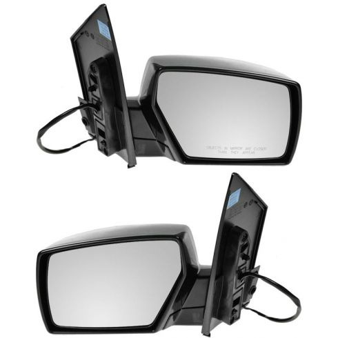 04-09 Nissan Quest PTM Power Mirror PAIR