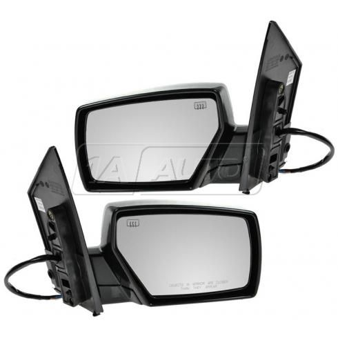 09 Nissan Quest W/ Memory PTM Heated Power Mirror PAIR
