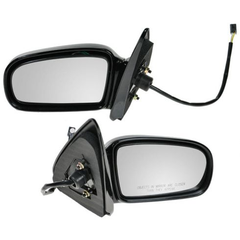 95-05 Chevy Cavalier, Pontiac Sunbird 2DR Coupe & Conv Power Mirror PAIR