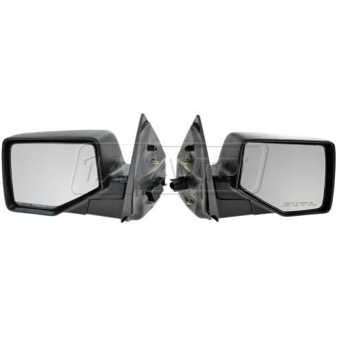 07-10 Ford Explorer Sport Trac; 06-10 Explorer, Mountaineer Textured Power Mirror PAIR