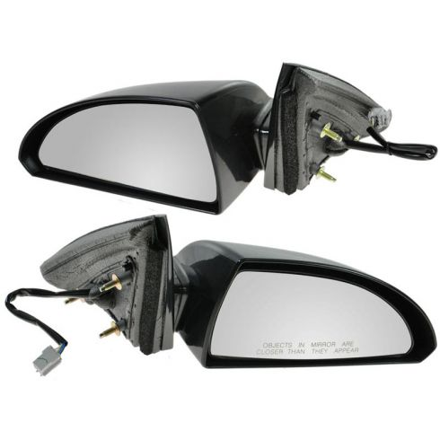 2006-11 Chevy Impala Heated Power Mirror PAIR