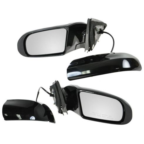 09-11 Nissan Maxima Power Gloss Black Mirror PAIR