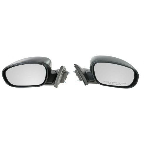 2005-10 Chrysler 300; 06-09 Dodge Charger; 05-08 Magnum Folding Power Heated PTM Mirror PAIR