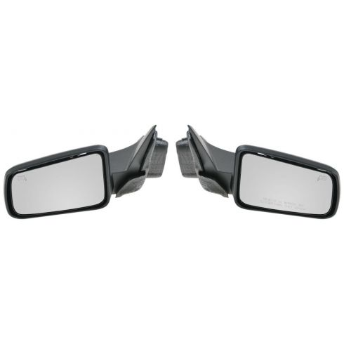 2008-11 Ford Focus Power Heated PTM Mirror PAIR