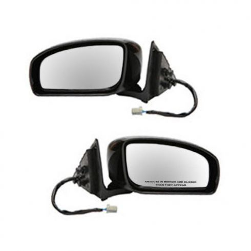06-10 Infiniti M35, M35X, M45, M45X Power Heated w/Memory PTM Mirror PAIR