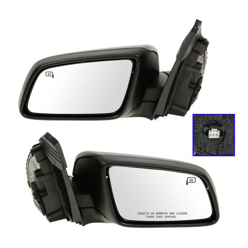 11-13 Chevy Caprice Power, Heated Mirror PAIR