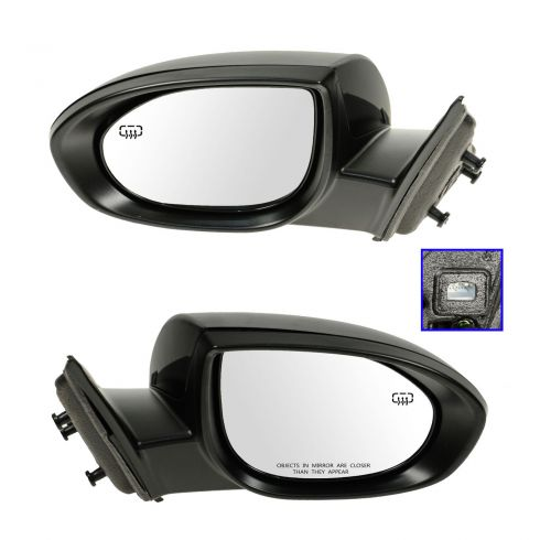 11-13 Mazda 6 Power, Heated PTM Mirror PAIR
