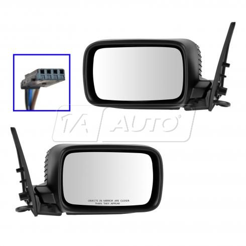 93-95 BMW 525i; 94-95 530i, 540i Power Heated Mirror PAIR