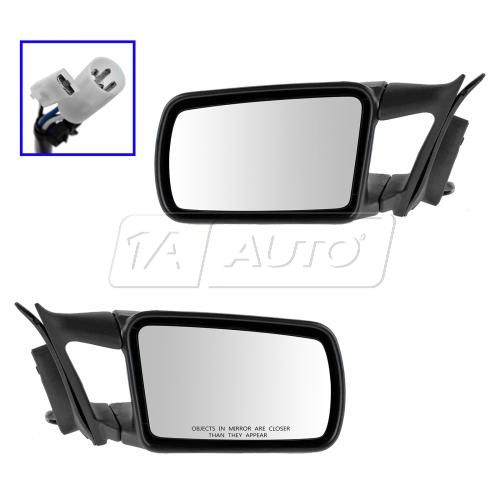 85-98 Saab 9000 Power Mirror PAIR