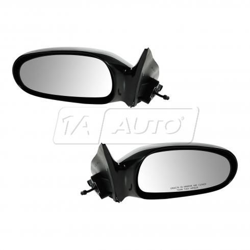 93-94 Mazda 626 Manual Remote Mirror PAIR