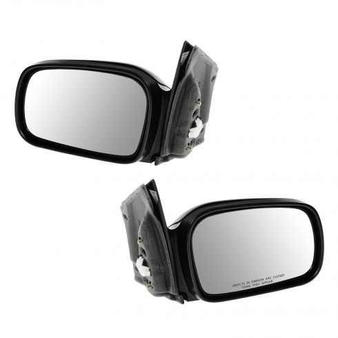 06-11 Honda Civic Coupe Power Heated PTM Mirror PAIR