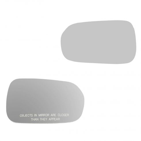 98-02 Honda Accord Mirror Glass (w/Double Sided Tape) PAIR
