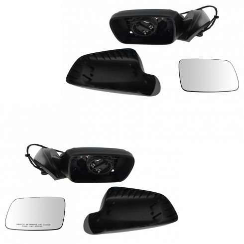 00-06 BMW 323Ci; 325Ci; 328Ci; 330Ci Power Heated Power Fold Mirror Pair