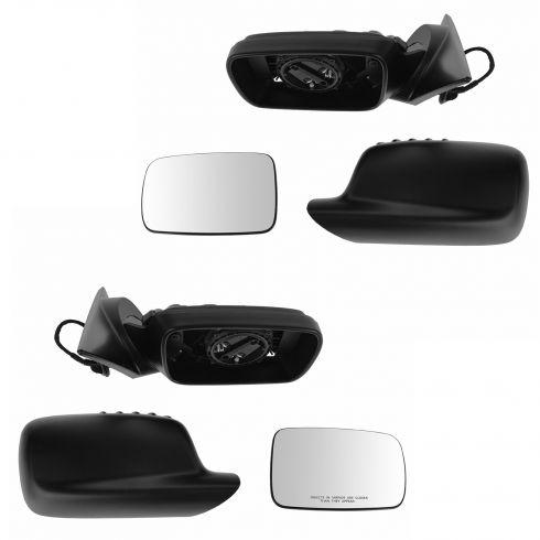 00-06 BMW 323Ci; 325Ci; 328Ci; 330Ci Power Heated Fixed Mirror w/ Mem Pair