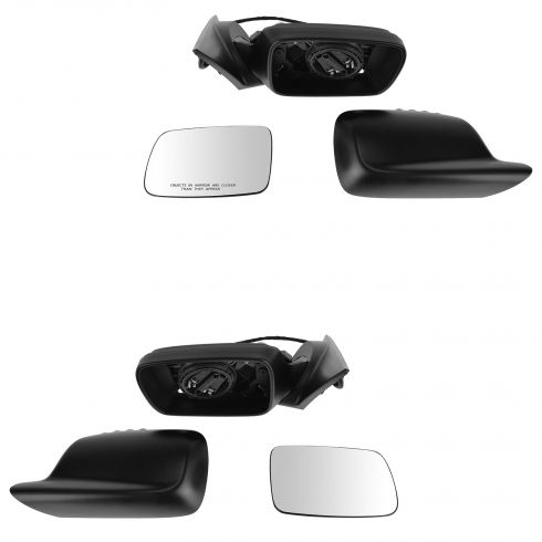 00-06 BMW 323Ci; 325Ci; 328Ci; 330Ci Power Heated Power Fold Mirror w/ Mem Pair