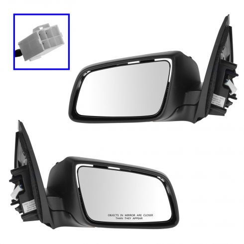 08-09 G8; 11-14 Caprice Power PTM Mirror PAIR